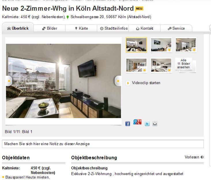 Wohnungsbetrug.blogspot.com: Alma.cl52ss@gmx.de, 2 Zimmer