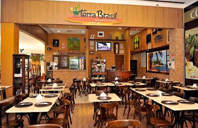 Terra Brasil Restaurante e Choperia: Ambiente do restaurante do Salvador Shopping (foto: divulgação)