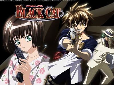 assistir - Black Cat Dublado - Episodios Online - online