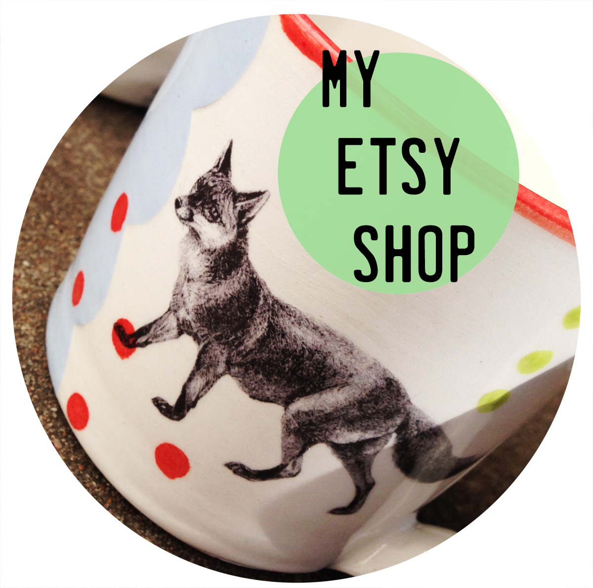 TinyHappyClay Etsy Shop