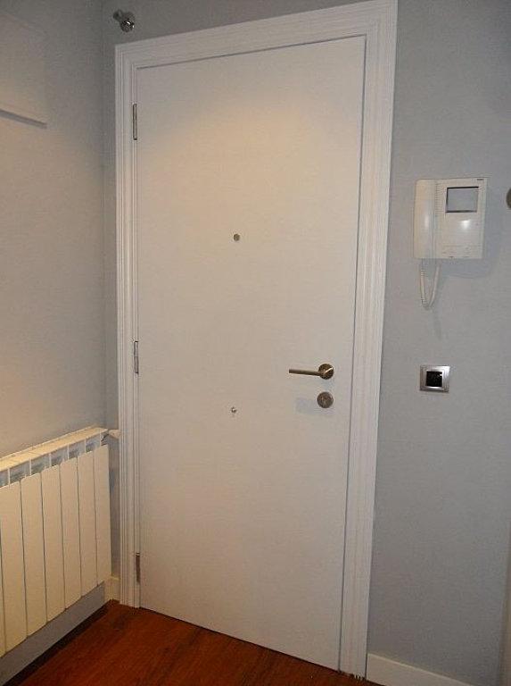 Piso en laviana recibidor y pasillo - Aislar puerta entrada piso ...