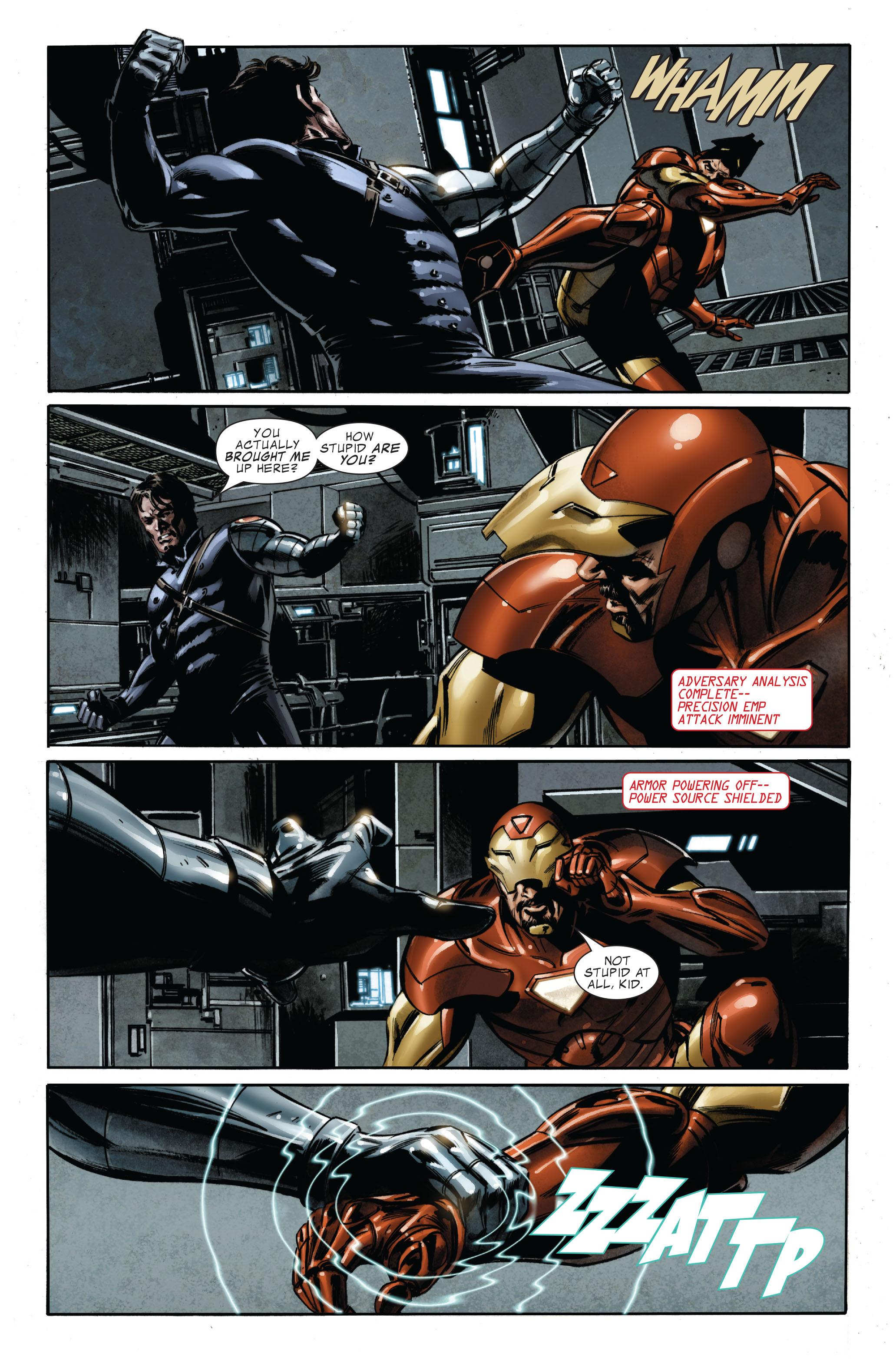 Captain America (2005) Issue #33 #33 - English 11
