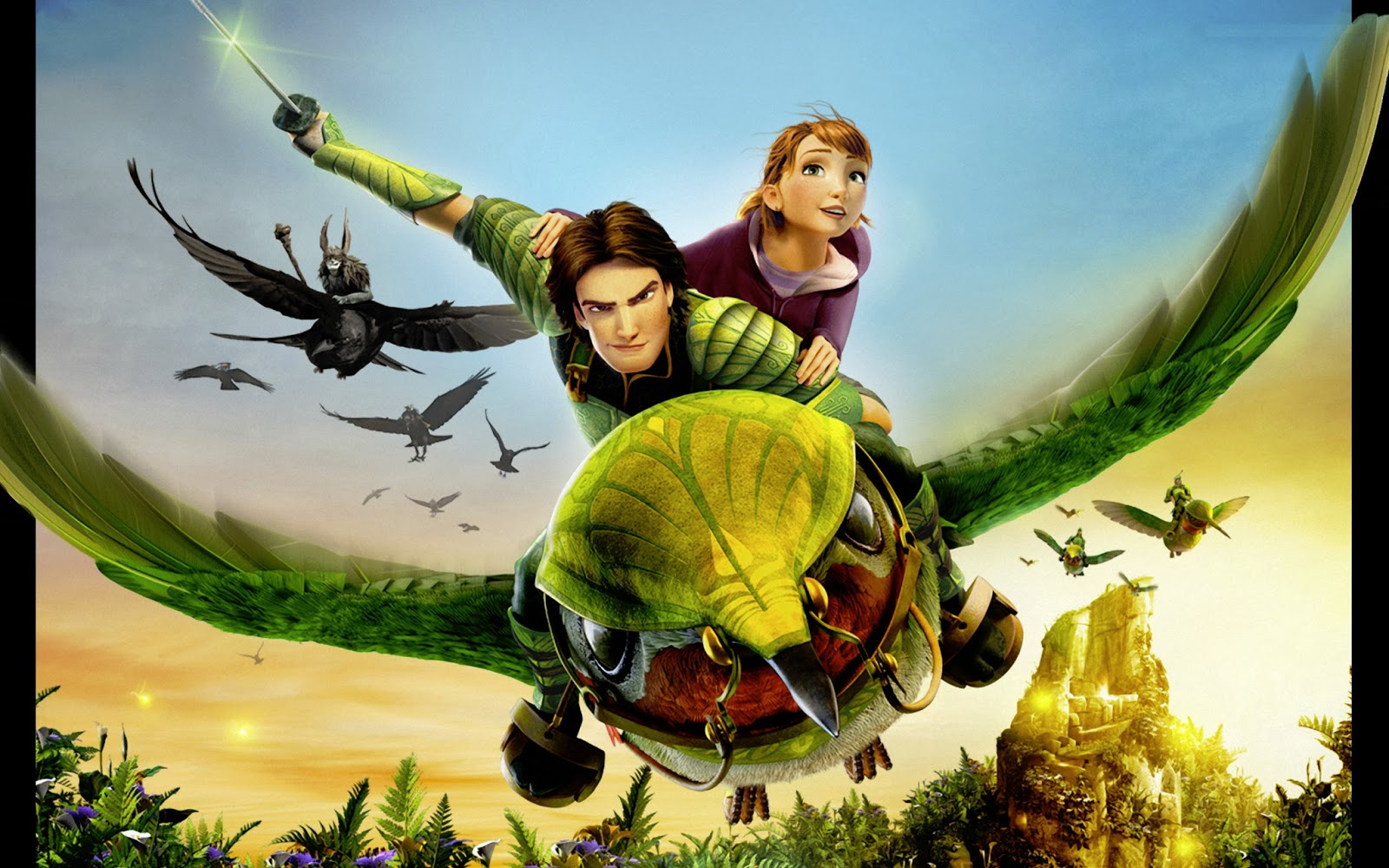 20th Century Fox Releases Epic Movie Trailer And 7 Hq Stills Plus