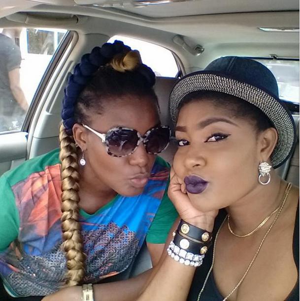 angela okorie and queen nwonkoye