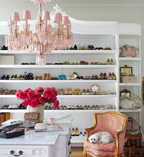 Shoes, home, shoe closet