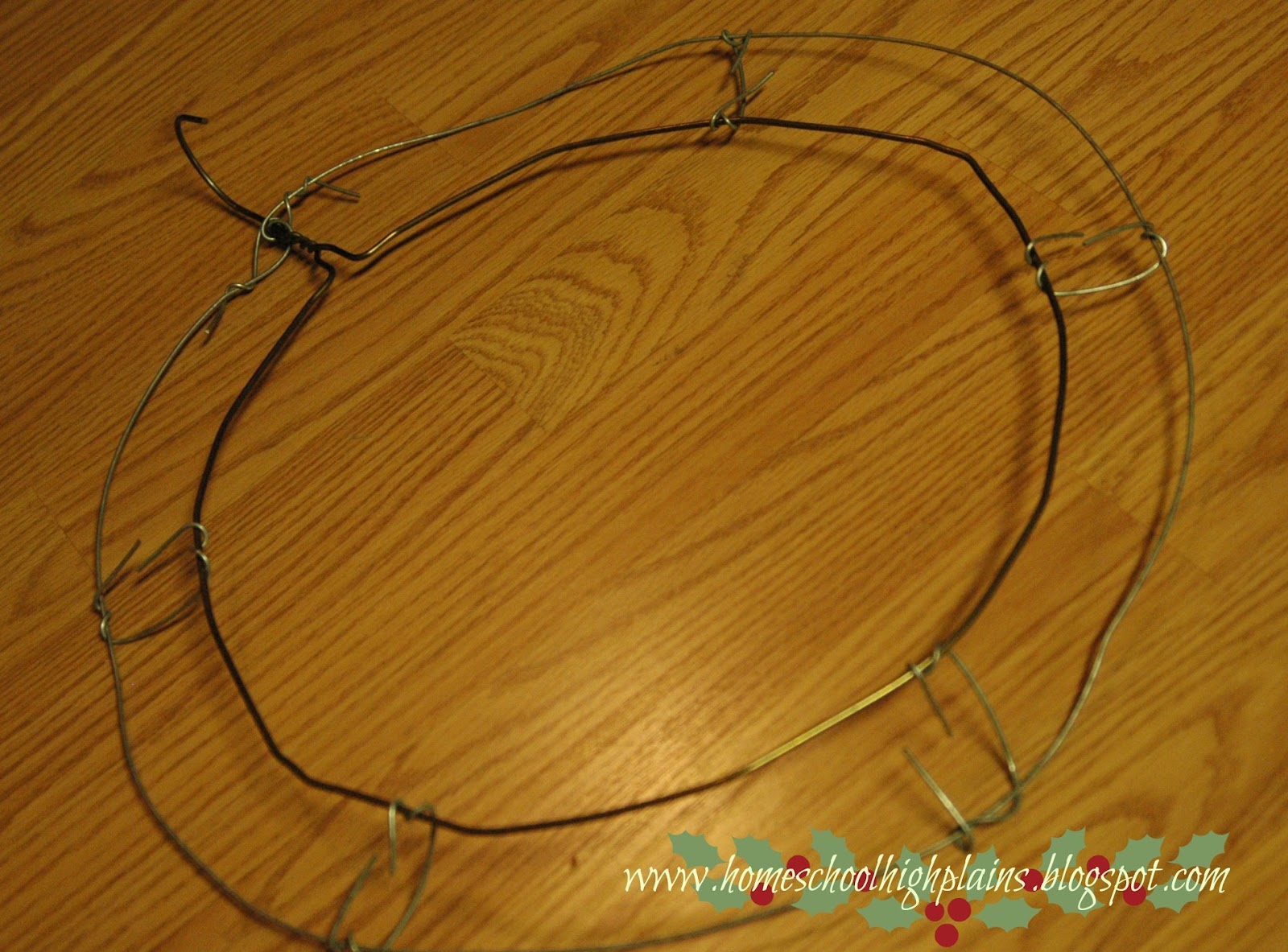 how to cut a wire hanger without wire cutters