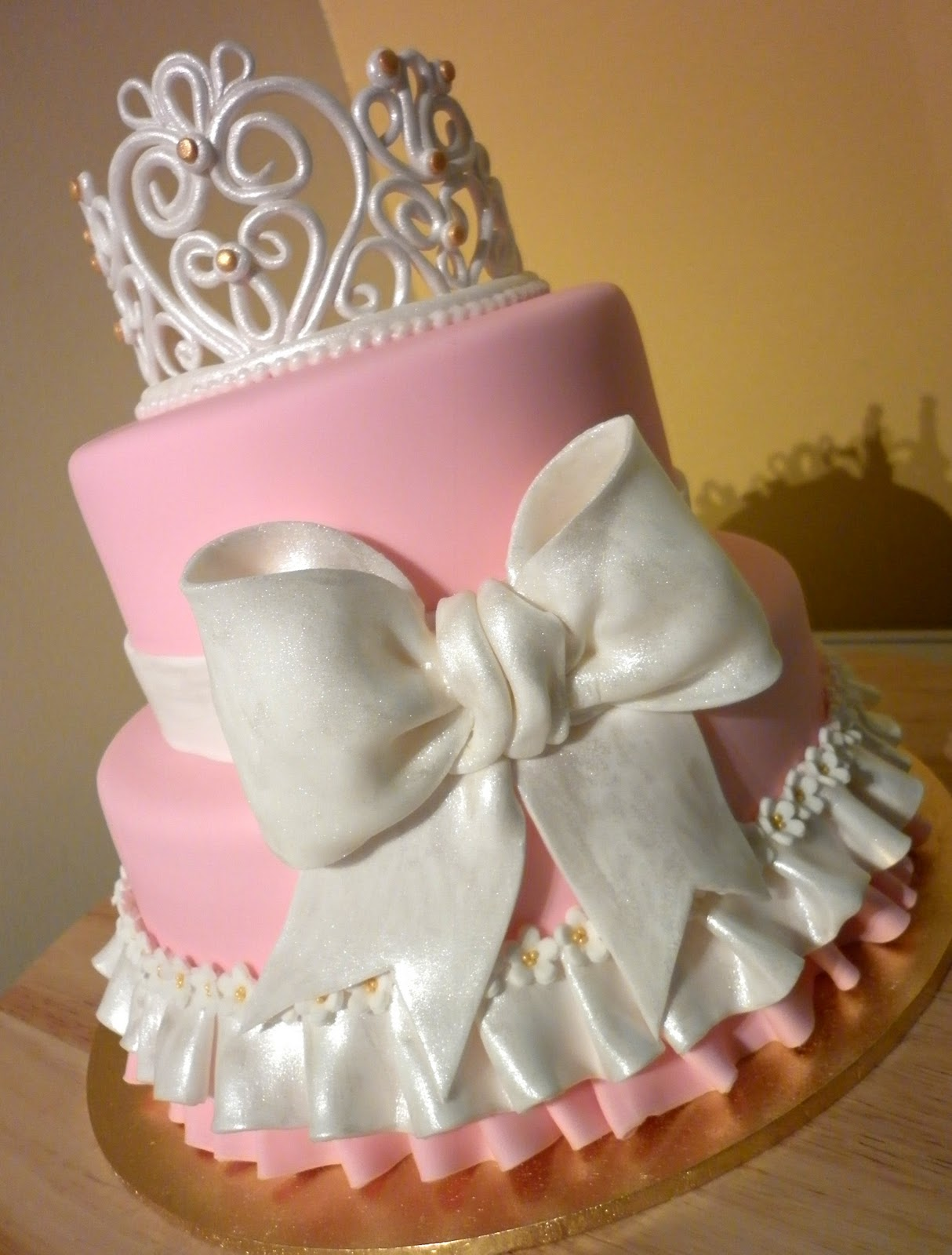 caketopia pink princess cake for sherron