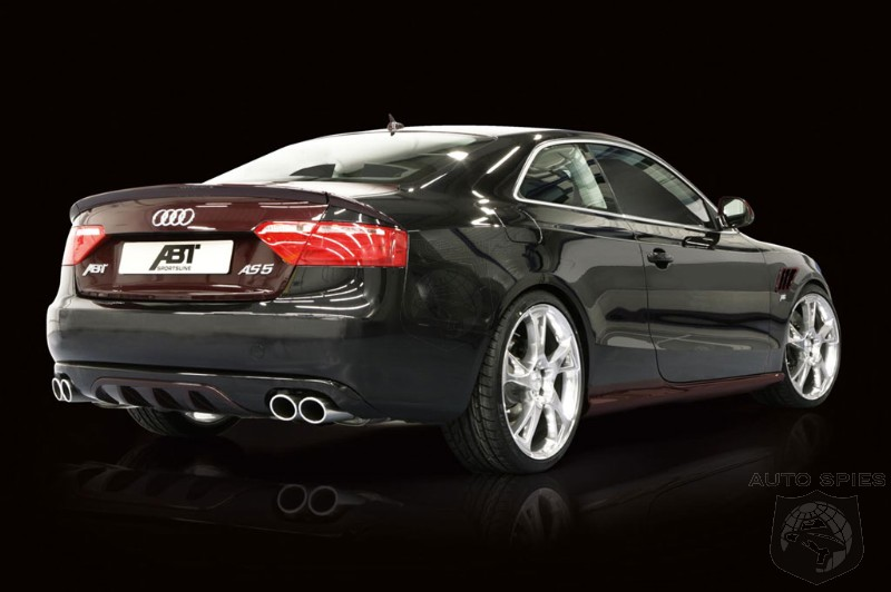 Hd Car Wallpapers Abt Audi As5