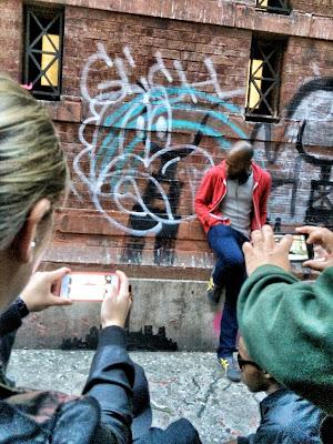 #Bansky #15::TwinTowers, NYC, #streetart, #graffiti