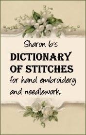 Free Hand Embroidery Stitches Tutorials