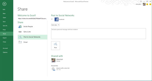 Fitur Terbaru di Microsoft Excel 2013