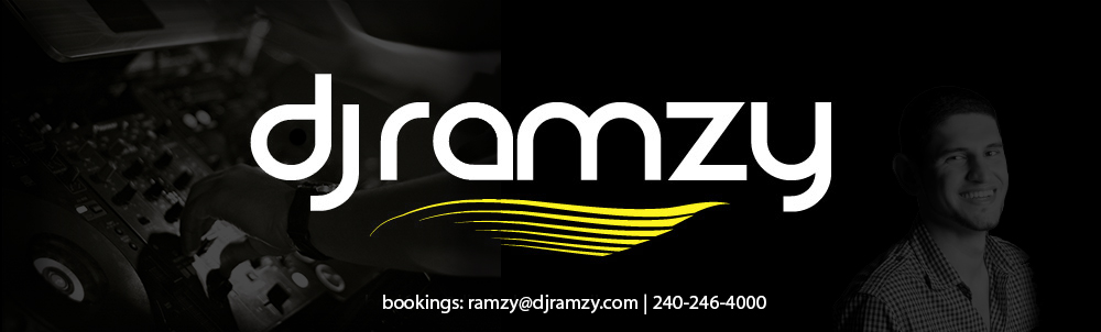 DJ Ramzy - Over 10 years of professional DJ experience!