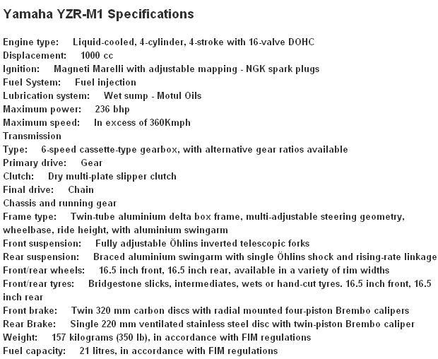 Motor Yamaha YZR M1 2013 Valentino Rossi - spektrumdunia.blogspot.com