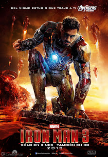IronMan 3 (IronMan 3)(2013) audio latino