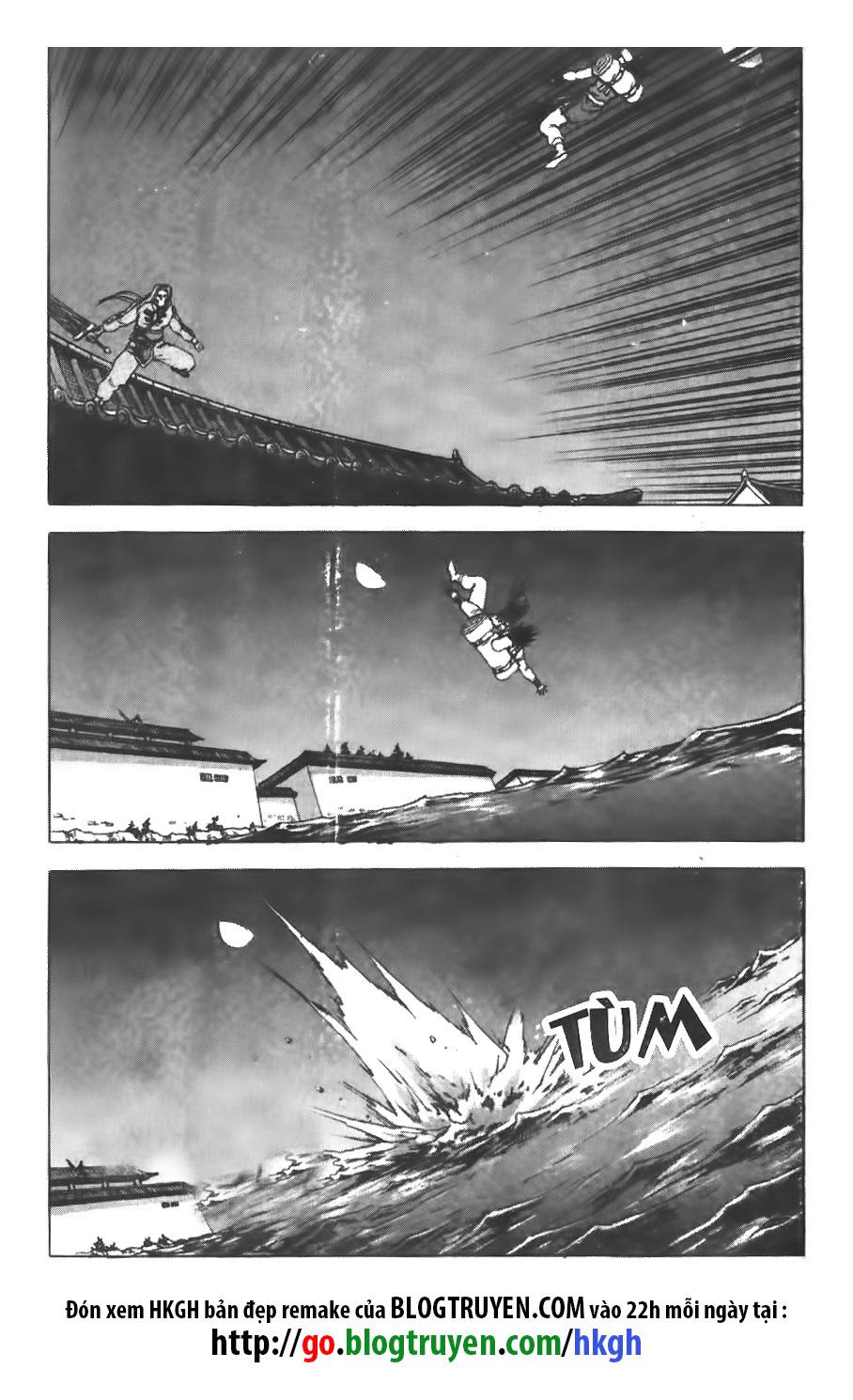 Hiệp Khách Giang Hồ chap 236 Trang 16 - Mangak.info