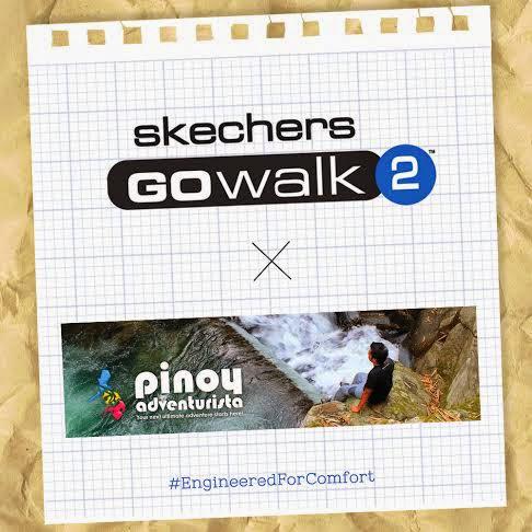 Skechers Go Walk 2 Giveaway