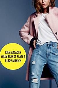Am 20.12.2014 eröffnete Forever 21 in München-RiemArcaden einen neuen Store