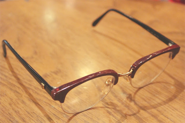 glasses, vintage, ukay, retro, frames, specs