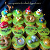 Angry Birds Cupcakes...