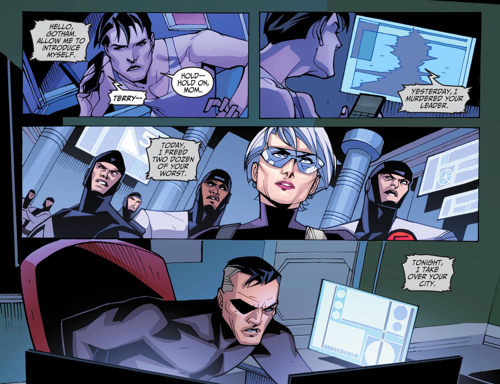 Batman Beyond 2.0 #3 #38 - English 21