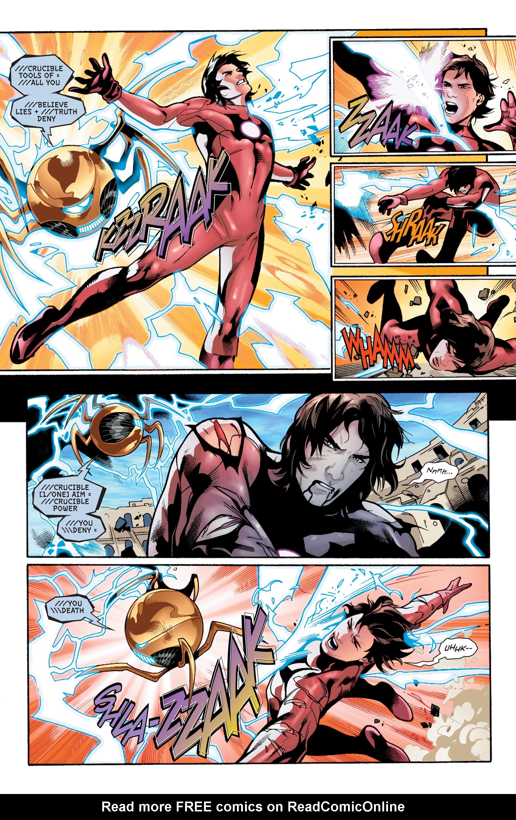 Supergirl (2011) Issue #38 #40 - English 16