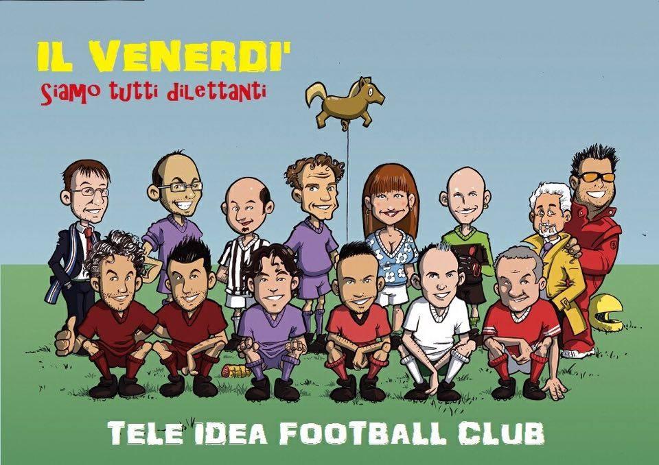 Tutti i Venerdi su TeleIdea ore 21 canale 190