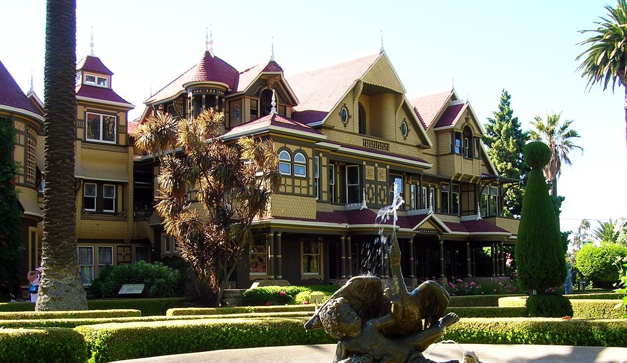Une Curiosit De Qualit La Myst Rieuse Maison Winchester