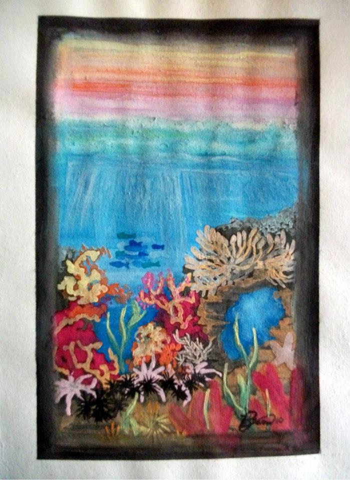 ARTIST: AMANDA BEAM
