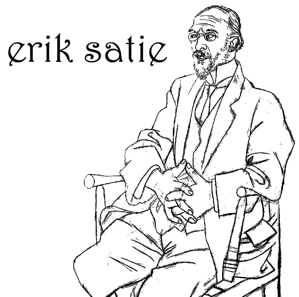 Erik Satie Early Piano Works Vol 2