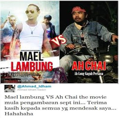 mael lambung vs ah chai the movie