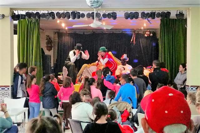 Fiesta de Reyes en Dos Hermanas
