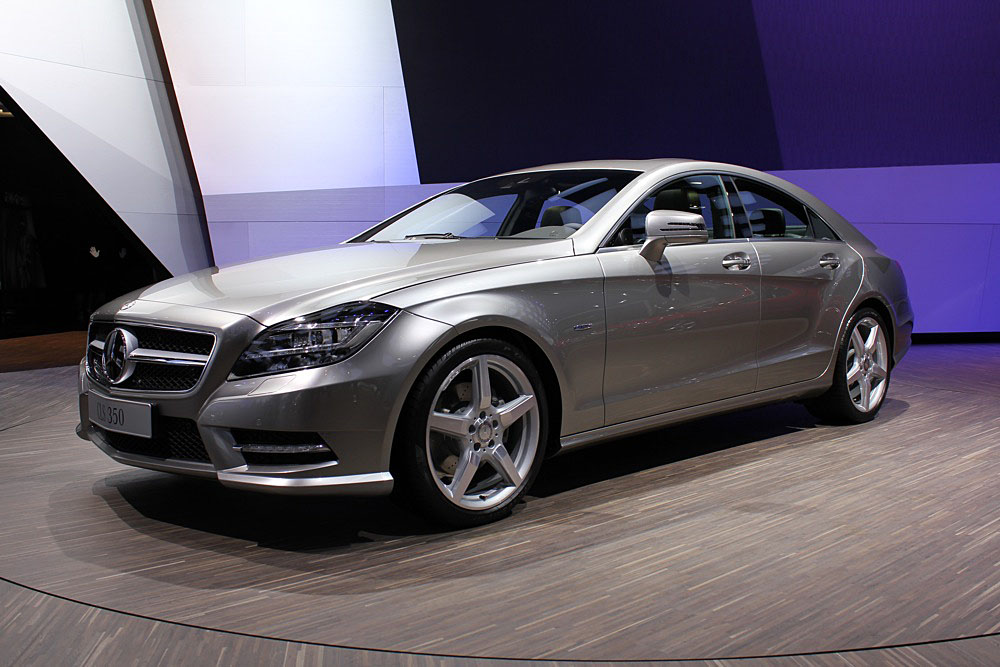 Car dinal 2012 mercedes cls amg model for future for Cls home