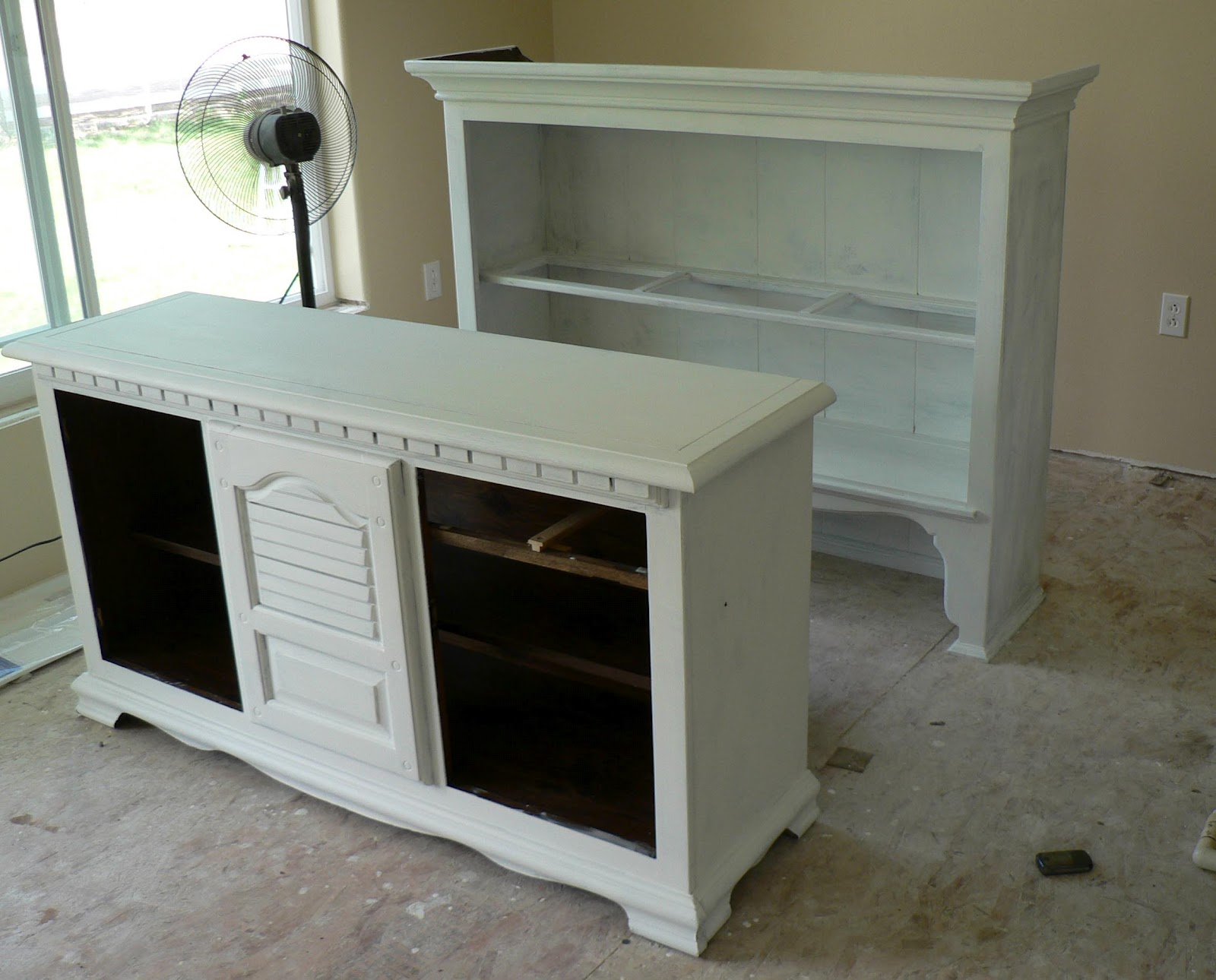 How to Paint Furniture Bless This Mess