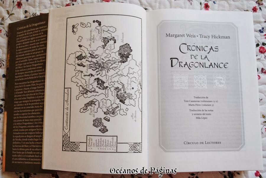 Océanos de Páginas: Sábados temáticos: Ediciones completas de fantasía