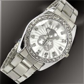 Reloj Osito Reinstone Crystal