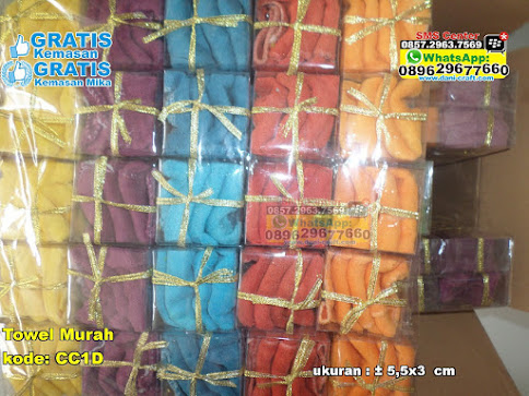 Towel Murah unik