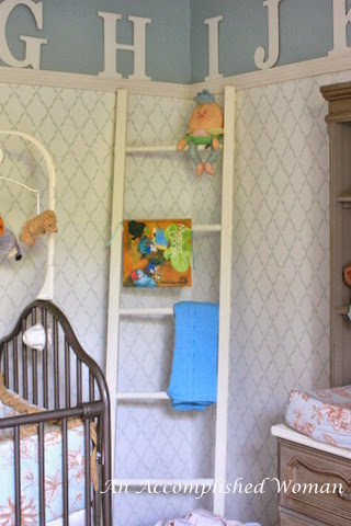 An Accomplished Woman The New Baby Nursery