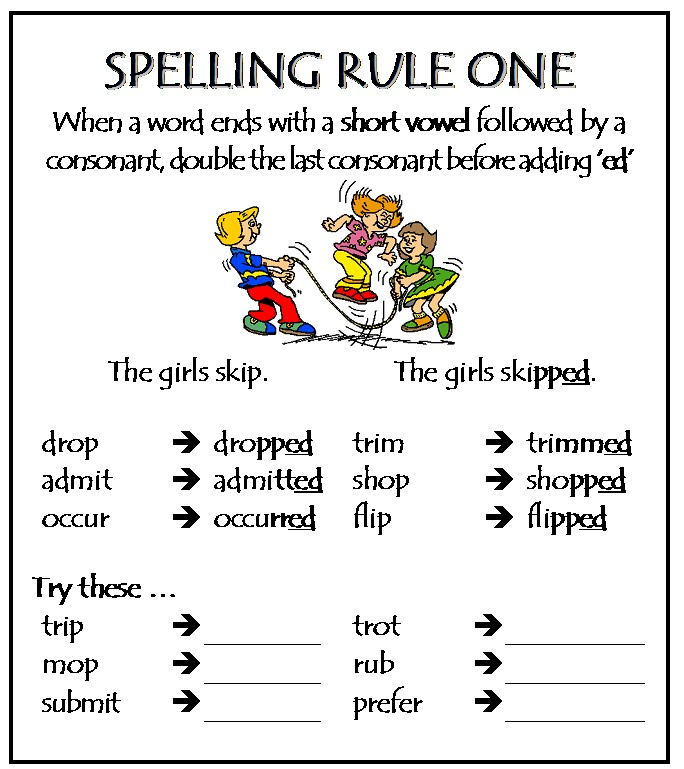 {Spelling Lessons Tes Teach – Spelling Rules Worksheets