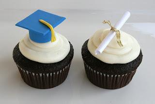 Pasteles y Detalles de Graduación