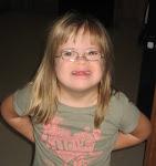 Our Ukrainian Daughter, Lilya!