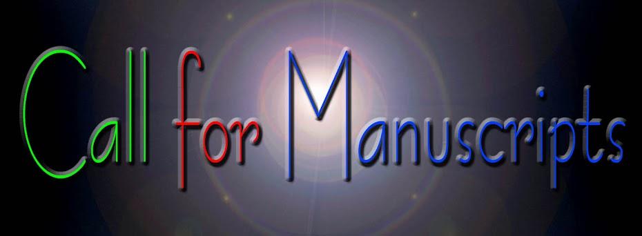 Call for Manuscripts