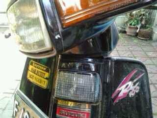tak dengan teknologi euro IV yang minim polusi Motor-Motor 2 Tak Suzuki Ini Hanya Tinggal Sejarah