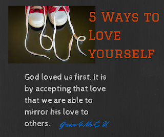 Struggling to love youself? Well this article gives you 5 ways to help you love yourself.