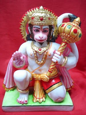 Marble Hanuman