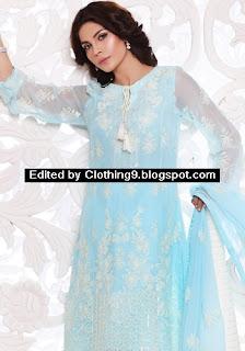 SNM Eid ul Azha SILK CHIFFON Dresses