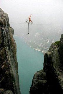 akrobat sepeda