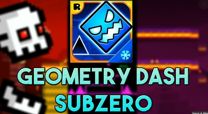geometry dash subzero download for pc