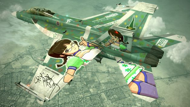 ace combat assault horizon трейлер