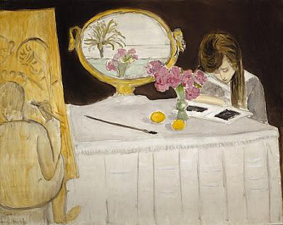 Henri Matisse -  La Séance de peinture