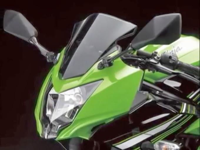Kawasaki Resmi Launching Ninja RR Mono
